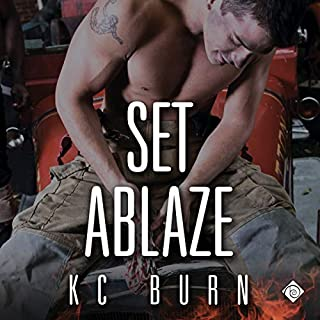 Set Ablaze                   By:                                                                                                                                 KC Burn                               Narrated by:                                                                                                                                 Darcy Stark                      Length: 6 hrs and 48 mins     2 ratings     Overall 4.0