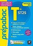 PREPABAC - Toute la terminale ST2S - Nouveau bac - Contrôle continu et épreuves finales - Révision