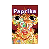 Anime Movie Paprika Canvas Poster Wall Art Decor Print Picture Paintings for Living Room Bedroom Decoration 24×36inch(60×90cm) Unframe-style1