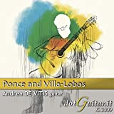 Ponce And Villa-Lobos