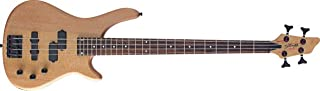 Stagg BC300-NS Fusion Electric Bass Guitar - Natural