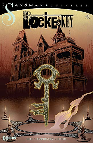 Locke & Key/Sandman: Hell & Gone #0
