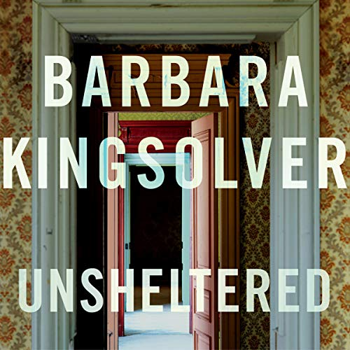 Unsheltered cover art