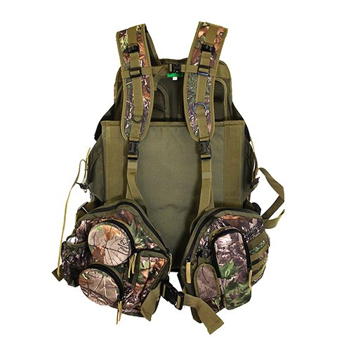 Primos Rocker Vest, Realtree Xtra Green, Medium/Large