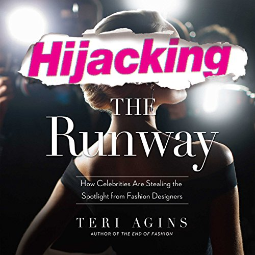 Hijacking the Runway audiobook cover art