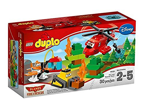 LEGO Duplo 10538 - Brandbekämpfung (Fire & Rescue Team)