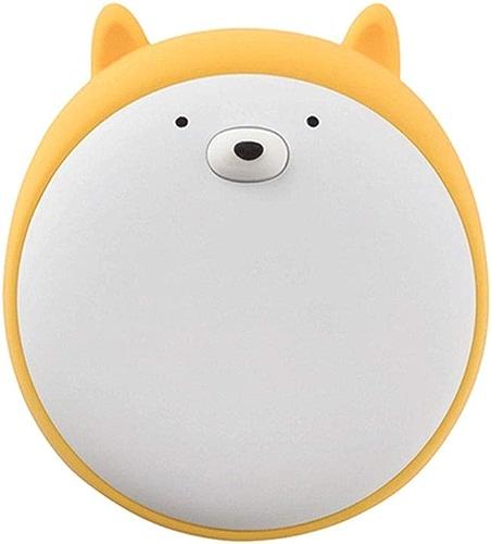 Smile Co Chauffe-Mains Rechargeable, AliHommestation Mobile portable 5 V 5400 mAh, Convient pour Les activités de Plein air, Facile à Transporter, Peut réchauffer Les Mains.