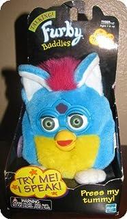 Furby Buddy Blue + Yellow