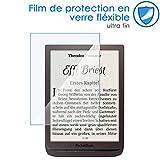 KARYLAX Protection d'écran Film en Verre Nano Flexible pour Liseuse Pocketbook InkPad 3 7.8 Pouces