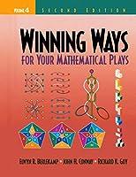 Winning Ways for Your Mathematical Plays Volume 4 (AK Peters/CRC Recreational Mathematics)