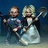 YANDING La Novia De Chucky Figuras De Acción Paquete Animado Estatuillas De Colección Decoración Reg...