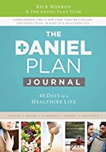 daniel plan journal 40 days to a healthier life