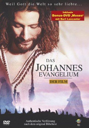 Das Johannes Evangelium - Der Film [Alemania] [DVD]