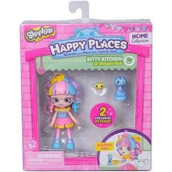 Happy Places Shopkins Single Pack Rainbow Kat | Shopkin.Toys - Image 1