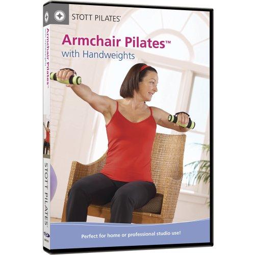 STOTT PILATES Armchair Pilates with Handweights