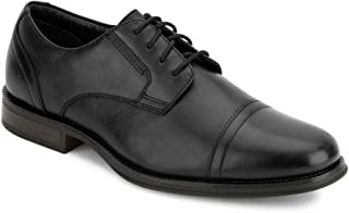 Mens Garfield Dress Cap Toe Oxford Shoe