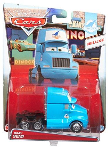 Disney Cars Cast Figurine de Voiture Échelle 1:55 0 Gris
