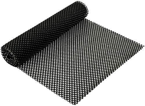 Taylor & Brown New Multipurpose Non Slip Gripper Roll Anti Slip Mat Ideal for Home Office Outdoor Indoor 150cm X 30cm Non Slip Rubber Matting Black (5)