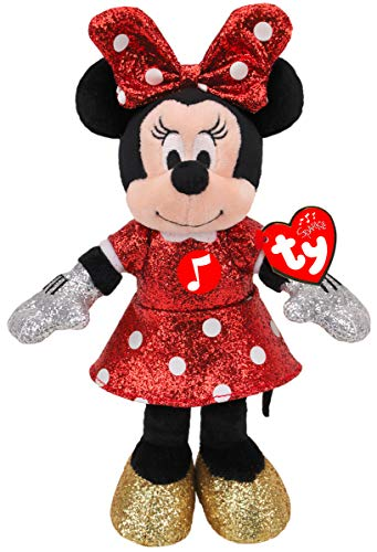 Disney - Peluche Musical de Minnie (15 cm)