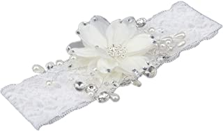 Crystal Lace Wedding Bridal Garter Vintage Rhinestone Crystal Bridal Garters