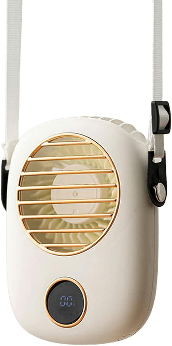 urjipstore Rapid rise F9 Neck Fan security Radiator Outdoor Silent Travel P Handheld