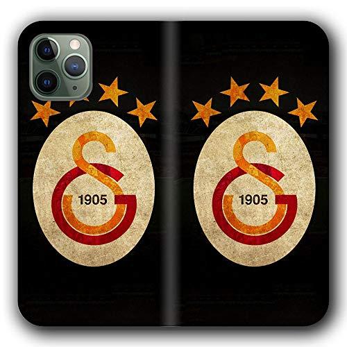 Futanwei – Funda para iPhone 7 Plus / iPhone 8 Plus de piel, con ranuras para tarjetas incidentales, Spon Gebob Fis Hing P-285