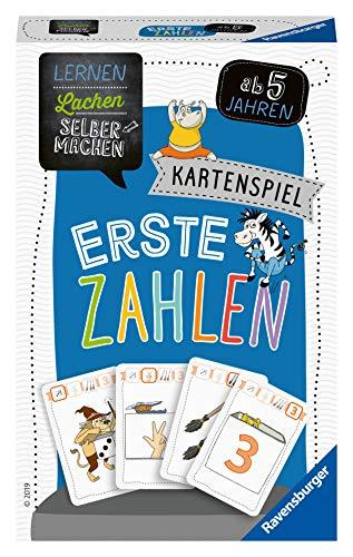 Ravensburger Lernspiel 80658 - Lernen Lachen Selbermachen: Erste Zahlen