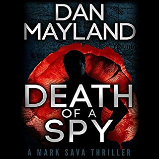 Death of a Spy audiobook cover art