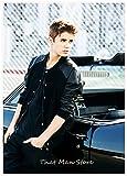 jiayouernv Justin Bieber Poster Klares Bild Wandaufkleber