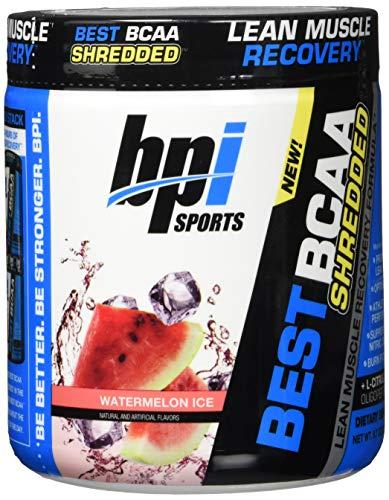 Bpi Sports Best BCAA Shredded (25 serv) Watermelon Ice, 275 g