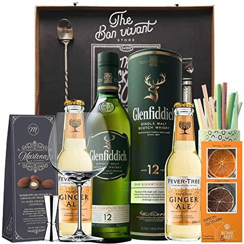 Regalo Ginger Ale & Glenfiddich 12 Años