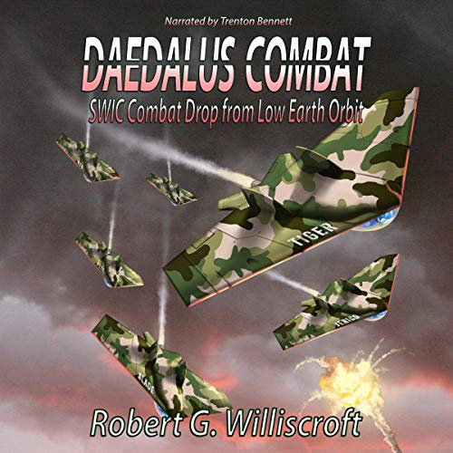 Couverture de Daedalus Combat: SWIC Combat Drop from Low Earth Orbit
