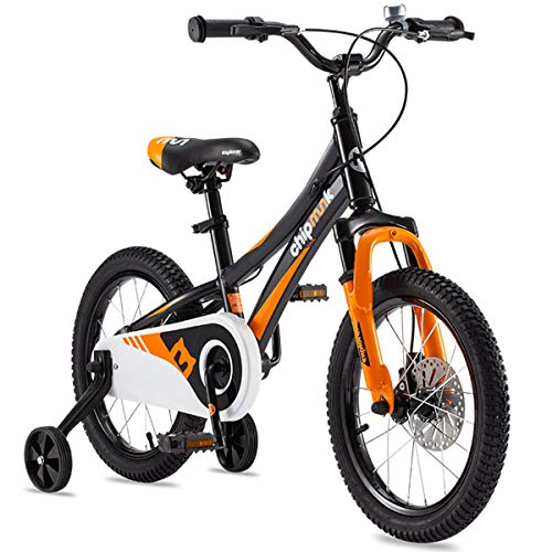 Royalbaby Childrens-Mountain-Bicycles Royalbaby Boys Girls Kids Bike Explorer Bicycle Front...