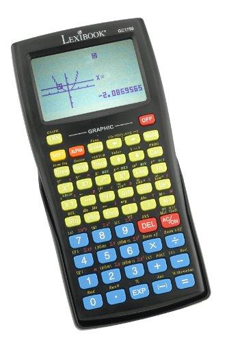 Lexibook GC1750FR Calculatrice lycée graphique...