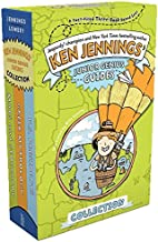 Ken Jennings' Junior Genius Guides Collection: Maps and Geography; Greek Mythology; U.S. Presidents