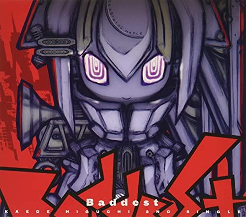 TVアニメ『100万の命の上に俺は立っている』第2シーズンOPテーマ「Baddest」【初回限定盤】
