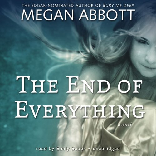 The End of Everything audiobook cover art