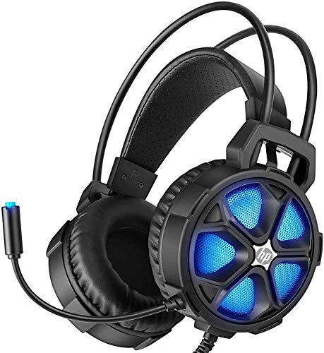 HP Gaming Headset for PS4, Xbox one PC Controller with Bass Surround...
