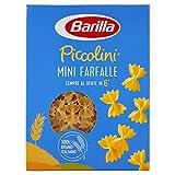 5x Barilla Piccolini Mini Farfalle Italian Pasta for Children 500 g pack