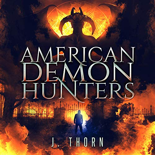 American Demon Hunters audiobook cover art