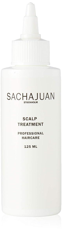 配列謝罪ブランド名サシャフアン Scalp Treatment 125ml/4.2oz並行輸入品