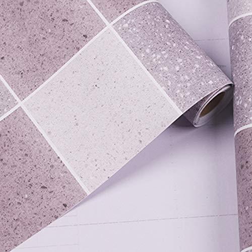 Hbos küche bad mosaik pvc selbstklebende tapete 3d tapete wasserdicht ölbeständig fliesen renovierung wandaufkleber (ldcz120)