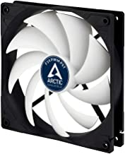 ARCTIC F14 PWM PST - 140 mm PWM PST Case Fan, Silent Cooler with Standard Case, PST-Port (PWM Sharing Technology), Regulates RPM in sync