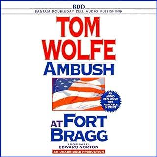Ambush at Fort Bragg cover art