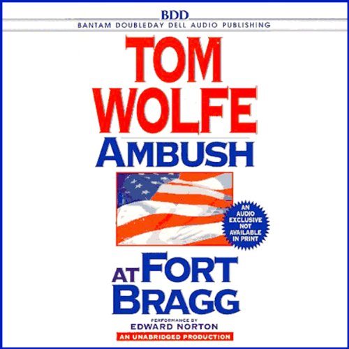 Ambush at Fort Bragg cover art