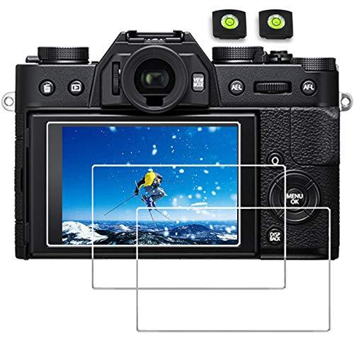 Screen Protector Compatible for fujifilm X-S10 XF10 X-T30 X-T100 X-A1 X-A2 X-M1 X-T20 X-T10 X-E3 X30 Panasonic Lumix lx100 DC-LX100 II Fuji XA2 xt20 xt30 xe3 x-30 X-F10,debous Tempered Glass (3pcs)