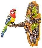 PowerTRC Adorable Chirping & Dancing Bird with Motion Sensor | Wall Decoration | Pet Bird | Novelty Gift