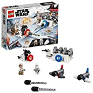 LEGO Star Wars: The Empire Strikes Back Action Battle Hoth Generator Attack 75239 Building Kit (235 ...