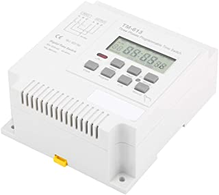 Controlador de temporizador de 380V temporizador trifásico, TM-613
