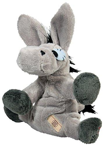 Heunec 686571 Plüschtier,Esel, Handspielpuppe, My Little Murphy